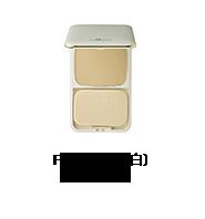 ファンデーションケース(白)